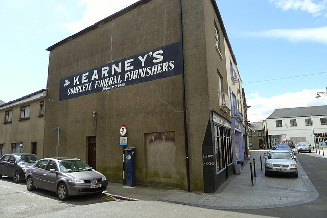 Wexford 2013 – Kearney's Complete Funeral Furnishers