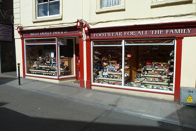Wexford 2013 – Footwear for all the family