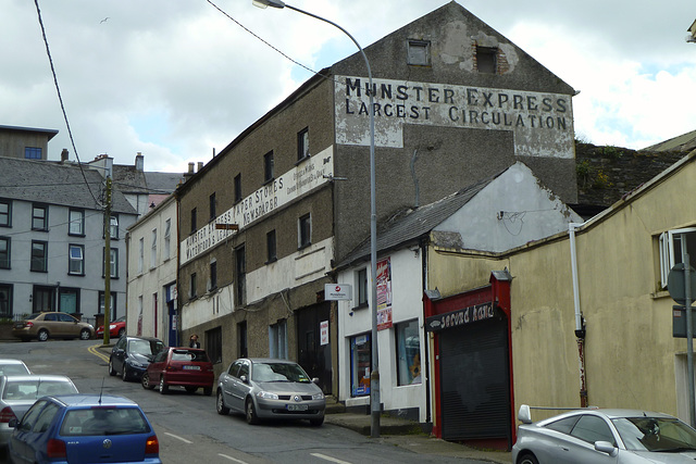 Waterford 2013 – Munster Express Paper Stores