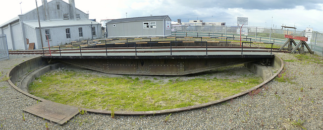Rosslare 2013 – Turntable