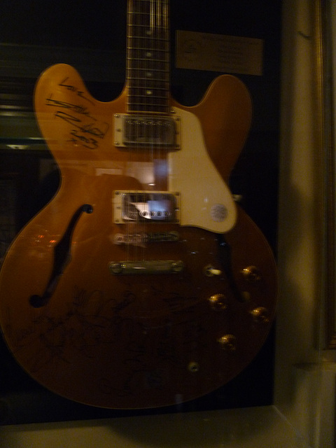 the Rolling Stones guitar