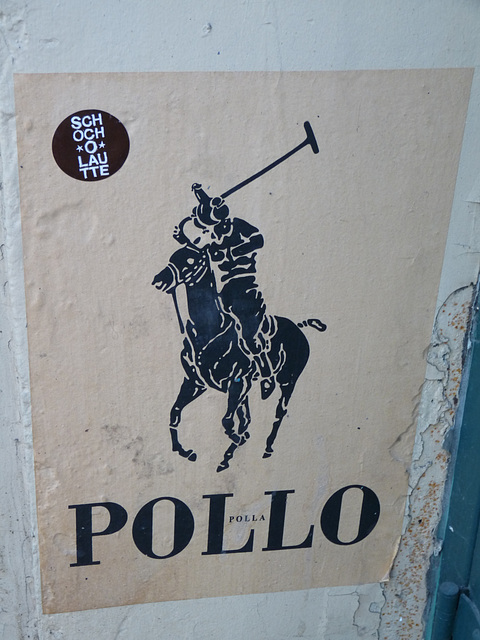 not Polo, but