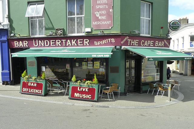 Wexford 2013 – Bar undertaker