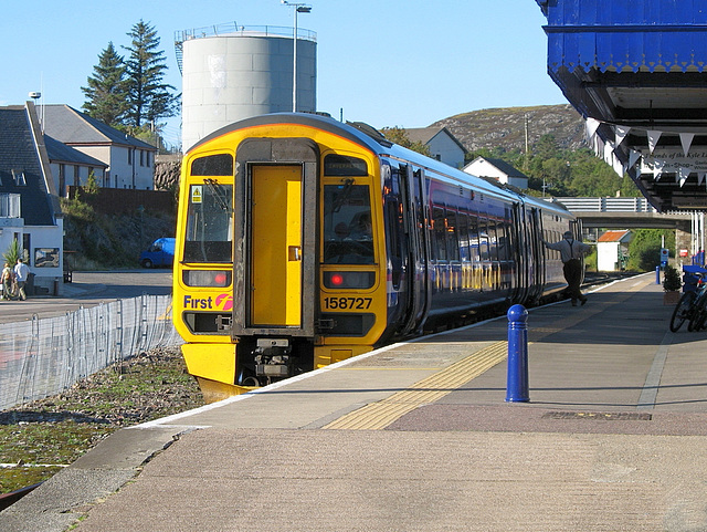 158727 at Kyle with 2H86
