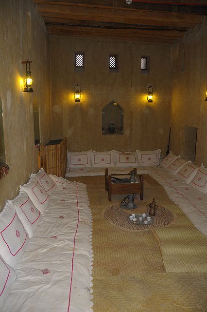 Hatta Heritage Village - Majlis