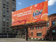 Does Fanta taste better in plastic!