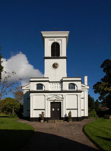 St Leonard's Church, Woore, Shropshire (4)