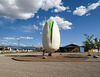 I think Southern New Mexico would be ruined if anything bad were ever to happen to the world's largest pistachio.
