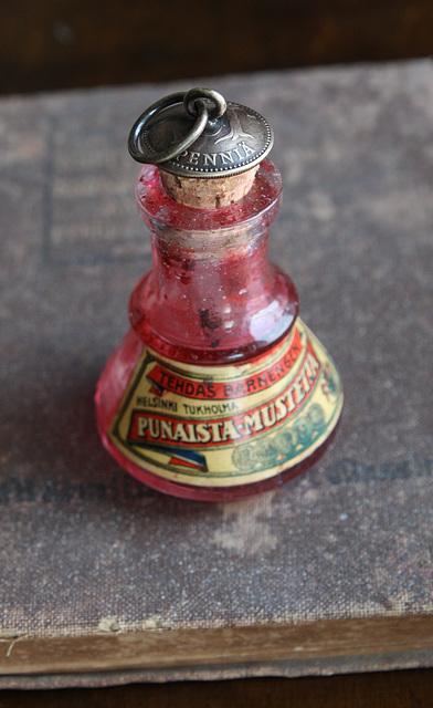 Ink bottle cap