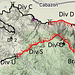 2013-08-10 Silver Fire Cabazon map
