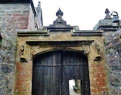 gwydir castle, llanwrst, gwynedd