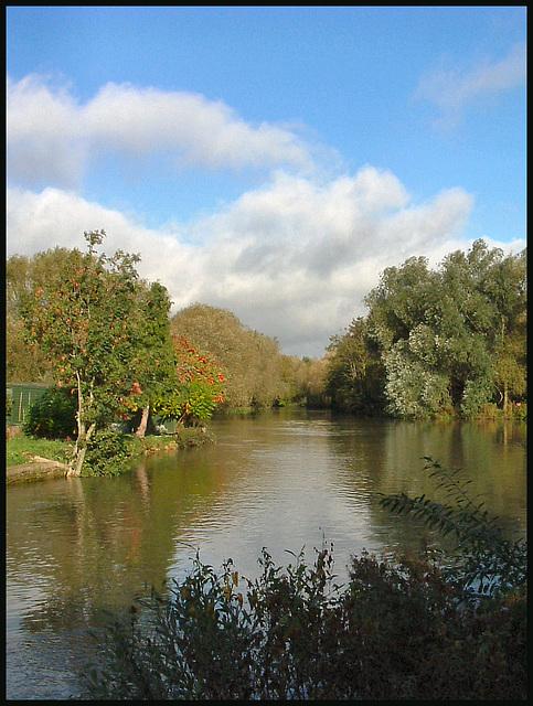 Four Streams, Rewley