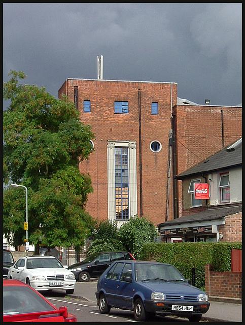 Regal cinema building