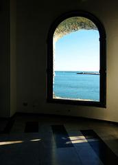 una finestra sul mare