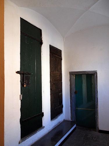 Rapallo castello interno