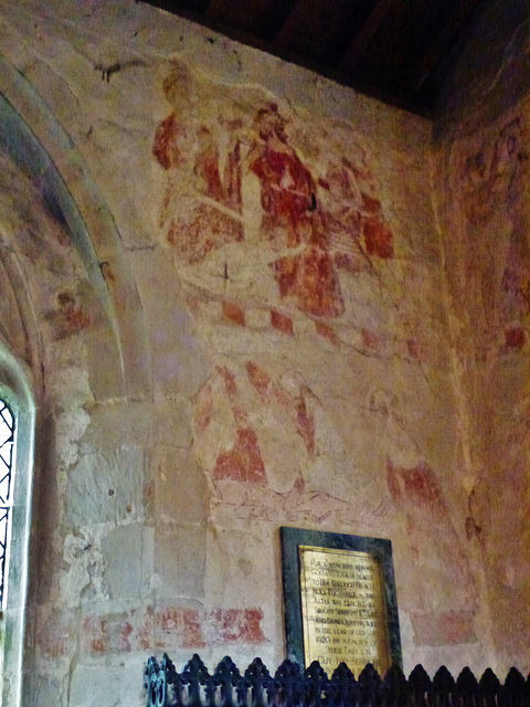 flamstead church, herts.