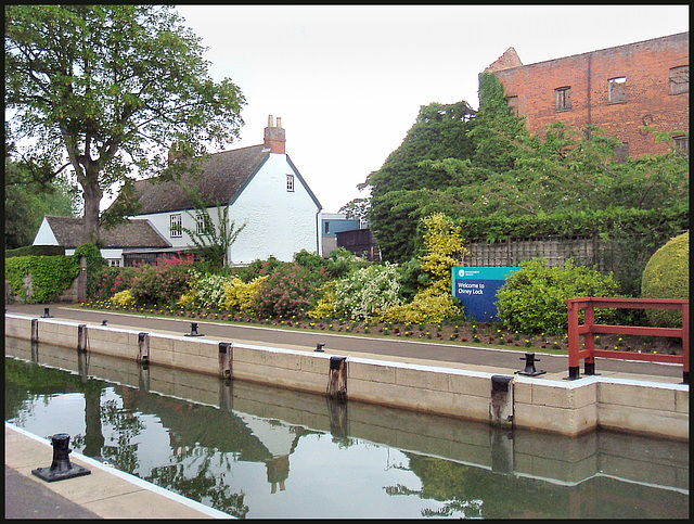 Osney Lock 2006