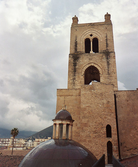 The Belltower of the Cathedral of Monreale, 2005