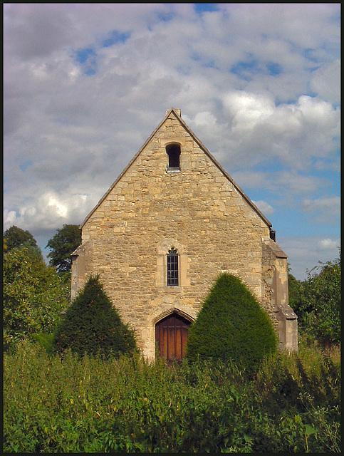 Bartlemas Chapel