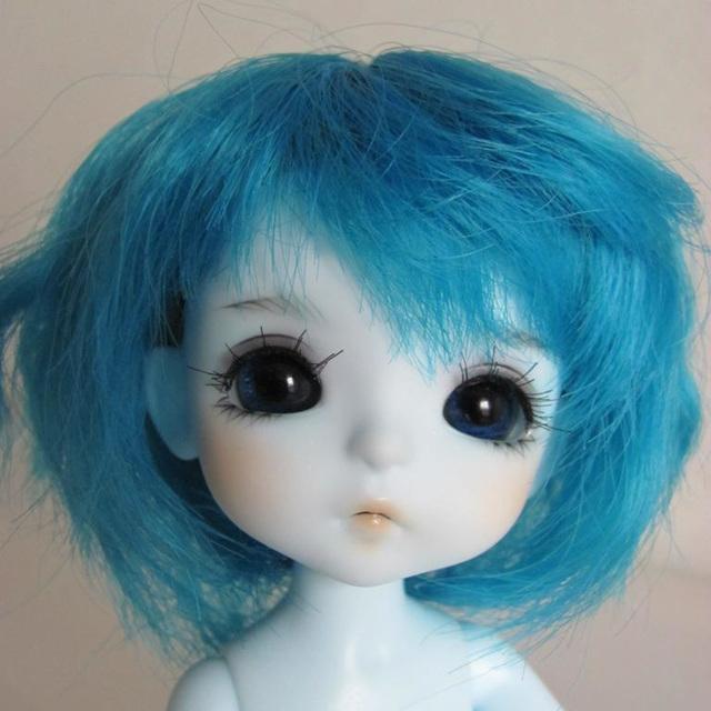 3. Sparkly dark blue