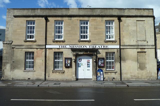 Bath 2013 – Mission Theatre
