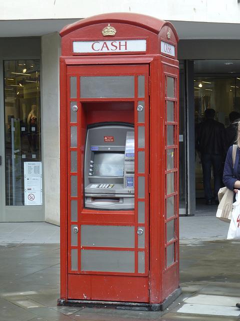 Bath 2013 – Cash box