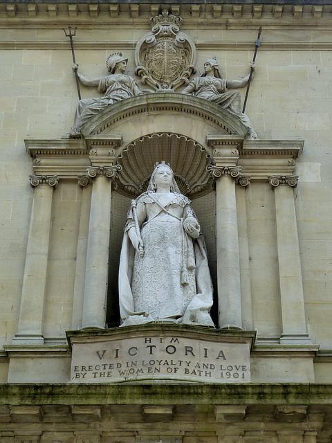 Bath 2013 – Queen Vic