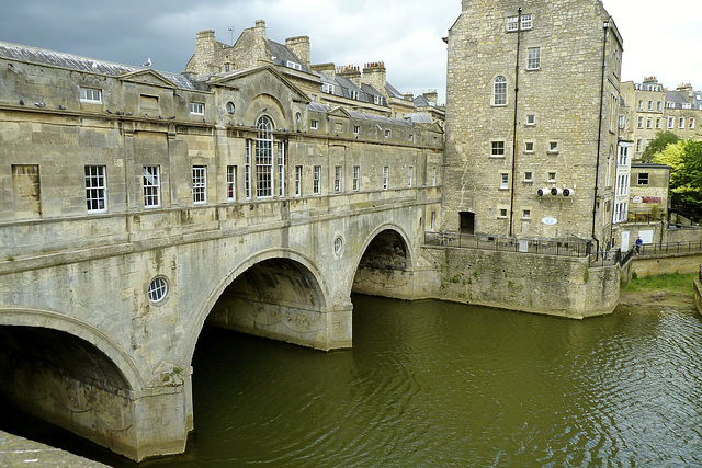 Bath 2013 – Pulteney Bridge