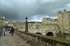 Bath 2013 – Rain clouds