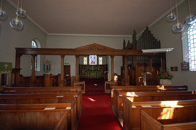 St Leonard's Church, Woore, Shropshire (10)