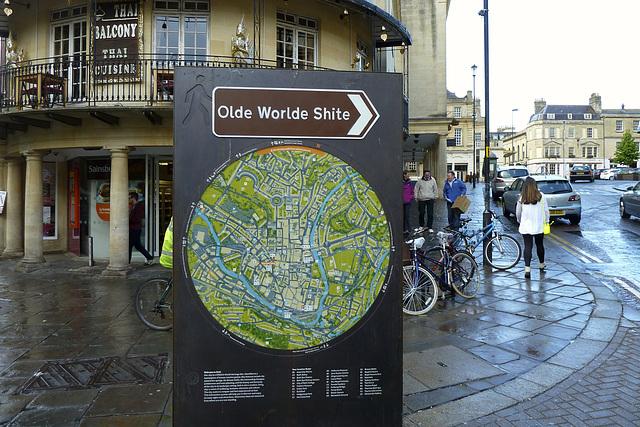 Bath 2013 – Olde Worlde Shite