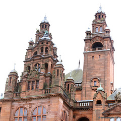 Scots Gothic! Kelvingrove Gallery and Museum