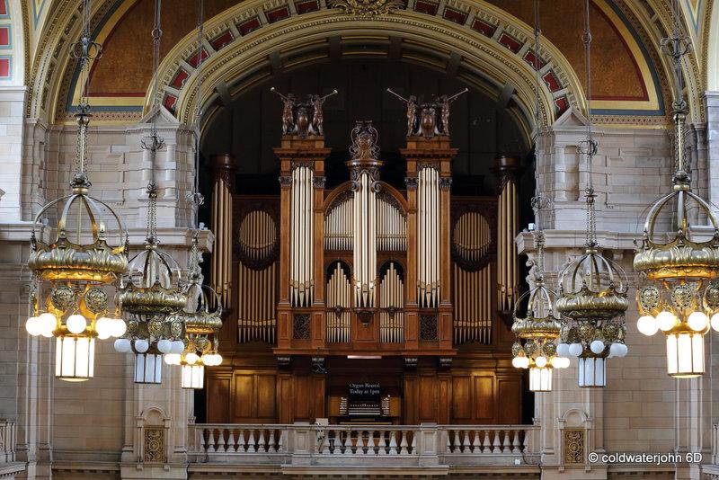 Kelvingrove Organ Loft