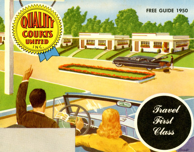 Quality Courts Guide, 1950