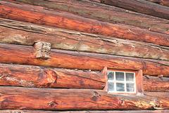 Horse Barn, 108 Mile Ranch, BC