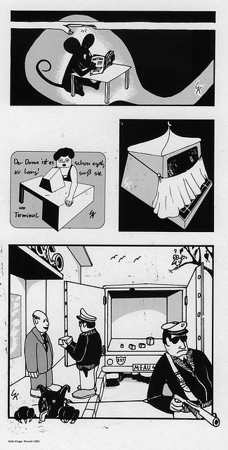 Cartoons, 1981