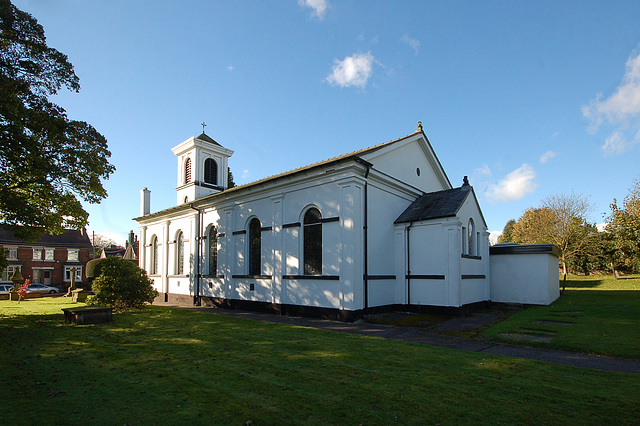 St Leonard's Church, Woore, Shropshire (17)