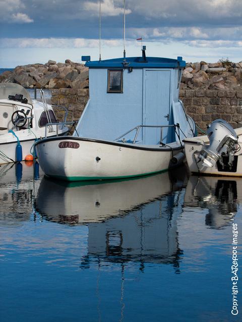 svaneke - vige havn I