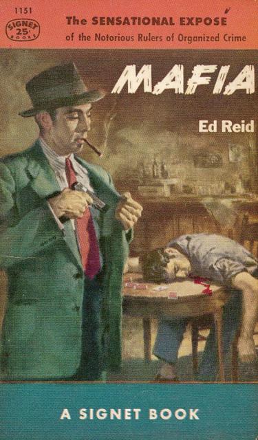 Ed Reid - Mafia