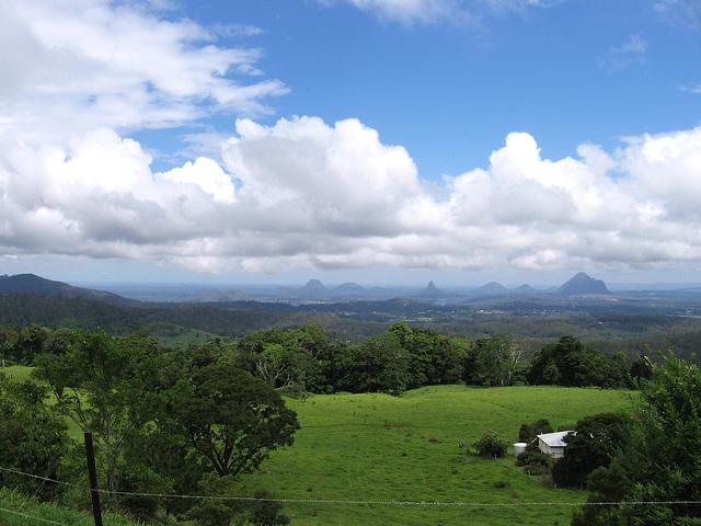 Farm With A View, Queensland, Australia
