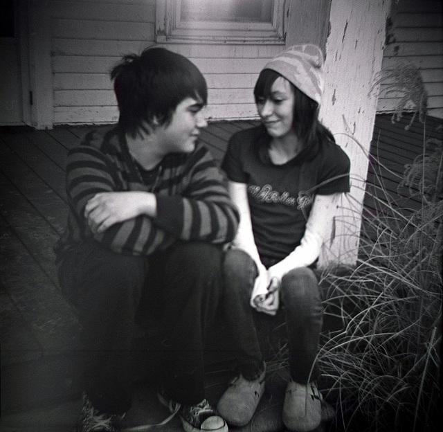 Kirsten and Nathan
