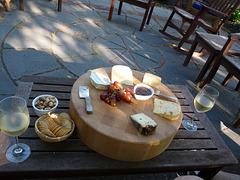 wine & cheese hour