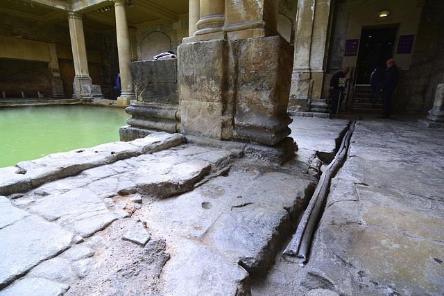 Bath 2013 – Roman plumbing
