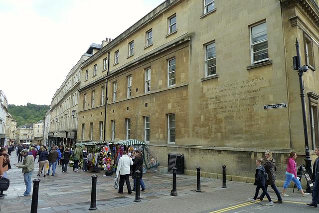 Bath 2013 – Union Street
