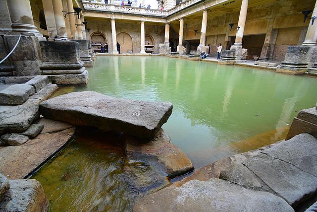 Bath 2013 – Roman bath