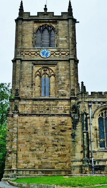 mold church, clwyd