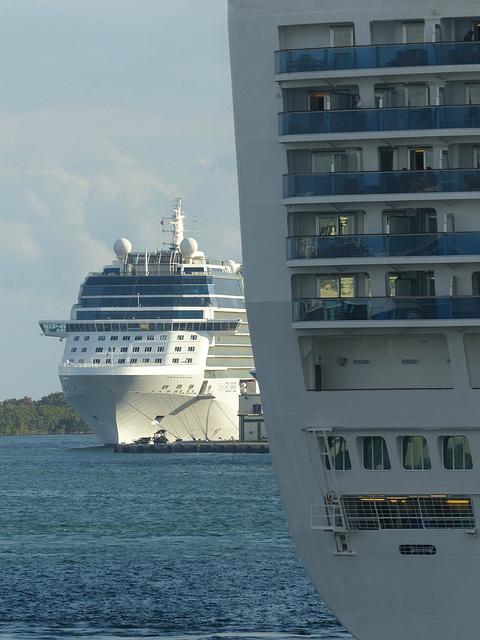A Saturday at Port Everglades (5) - 25 January 2014