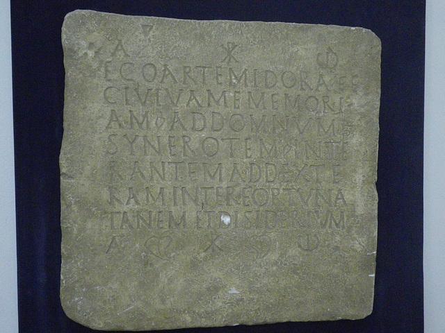 Sirmium : CIL III, 10233