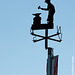 weather vane in bodilsker