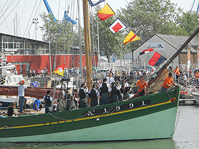parade maritime